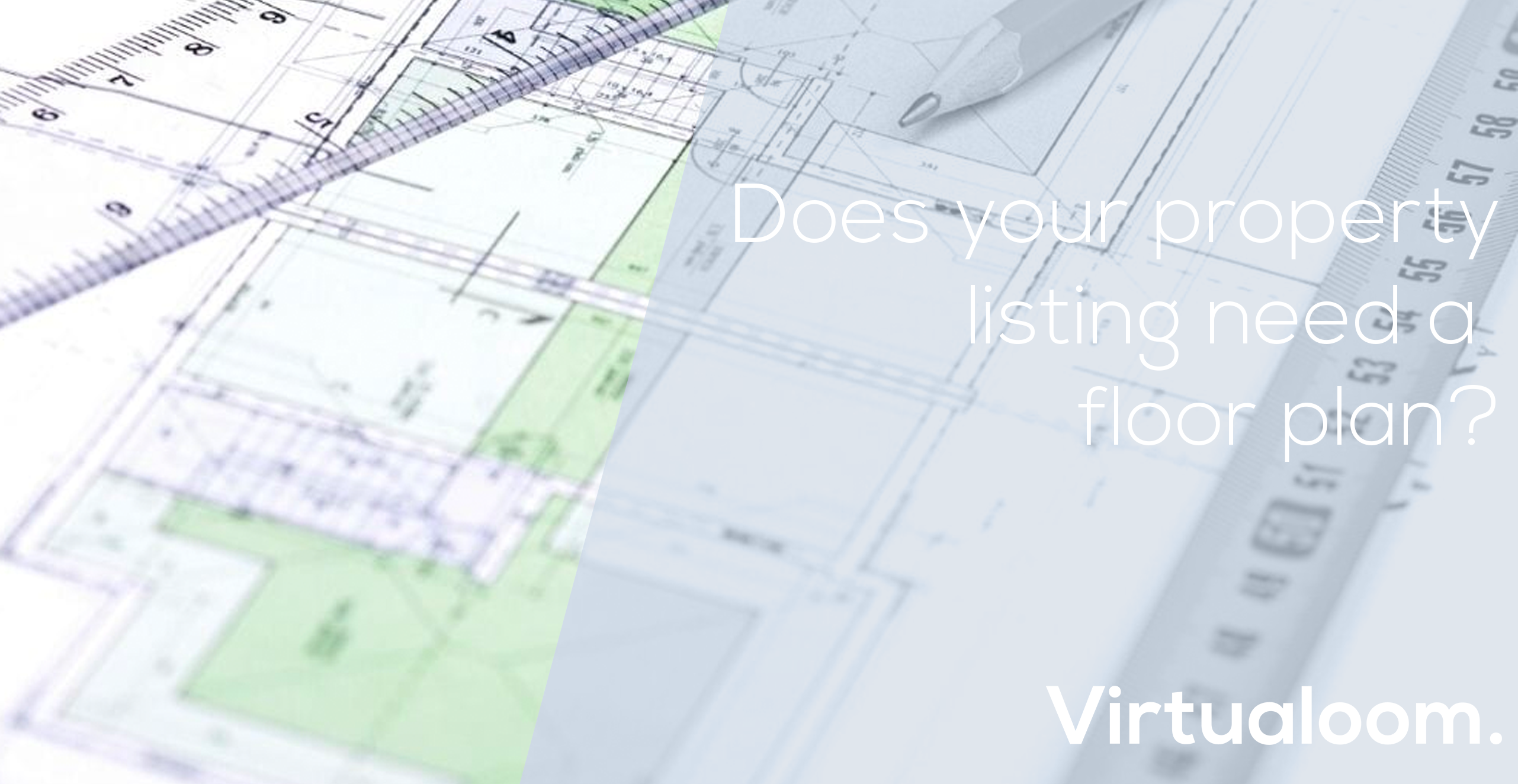does your property listing need a floor plan